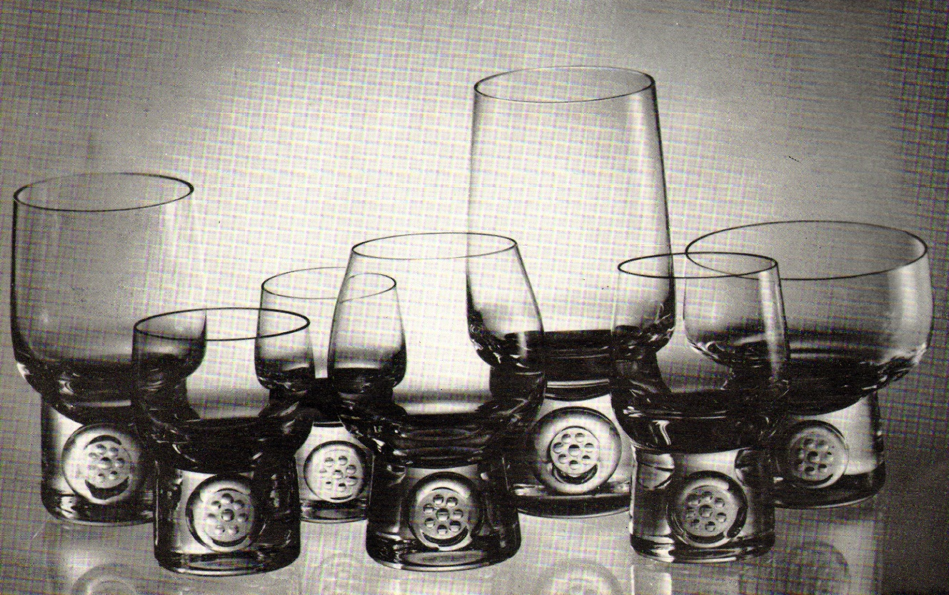 Moser - Drinking set