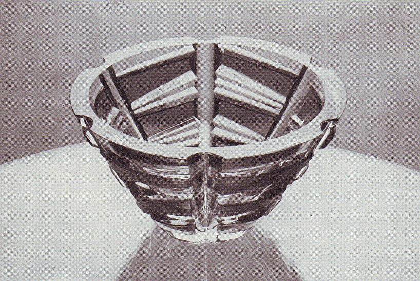 "Josefodol - Ú 288/6"", Ashtray"