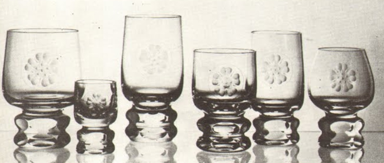 Moser - 27300, Drinking set